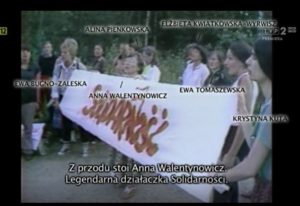 solidarność działaczki