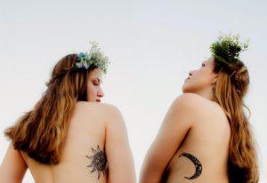 kobiety natura